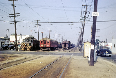 This Is Why There Were 4 Tracks circa 1950