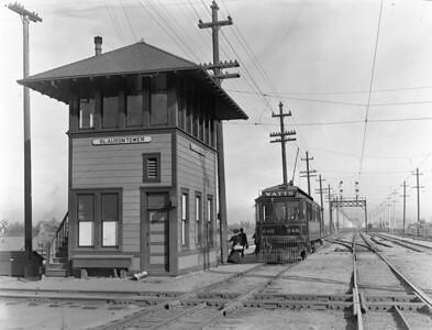 Passenger Stop at Slauson Tower