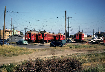 Morgan Yard, Car Storage for the Long Beach Line