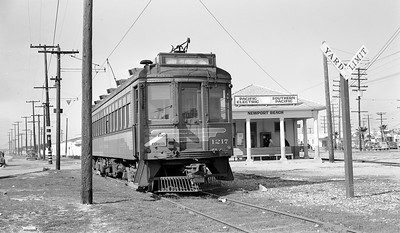 Newport Line Layover - 1950