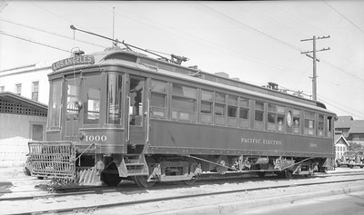 Commodore Limited at Balboa for the Weekend - 1939