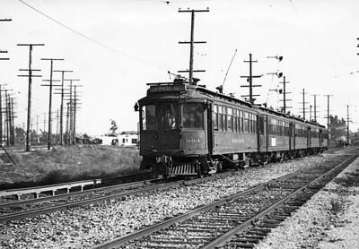Torrance Shops Train, Inbound