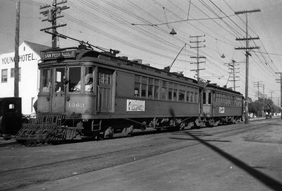 Outbound at Compton
