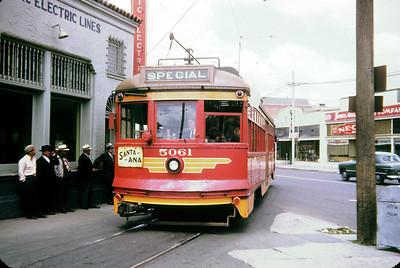 A Stranger to Santa Ana - 1951