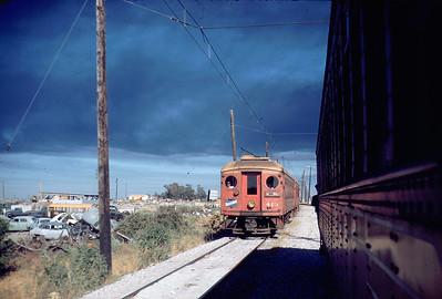 Final Day for the Bellflower Line