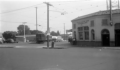 PE Santa Ana Station - 1946