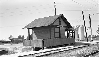Stanton, The Little Depot That Could .... and Did