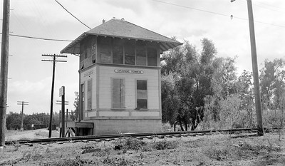 Pacific Electric Orange Tower - Sept. 14, 1941