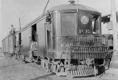 Old PE 1016 near Huntington Beach