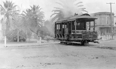 The Peanut Roaster, Pacific Electric's Own Toonerville Trolley