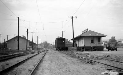 Whittier Freight Station
