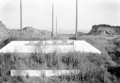 Abandoned PE Construction at Stern in Yorba Linda