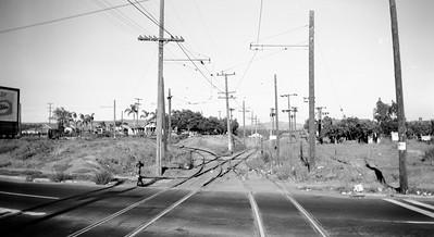 PE La Habra Line Brea Substation view east at crossing 082749 REYc UNK