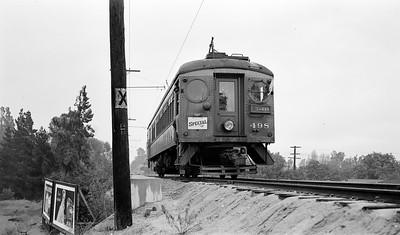 Photo Stop at Spadra Rd (Harbor Blvd) - 1948