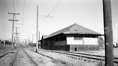 PE Brea Station Looking East