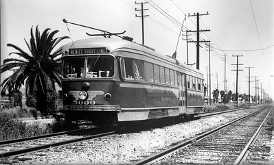 PCC Trial on the Venice Short Line