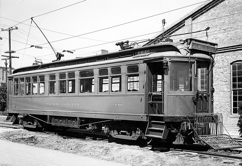 Torrance Shops Rehabilitation for the 950 Class Cars - 1942
