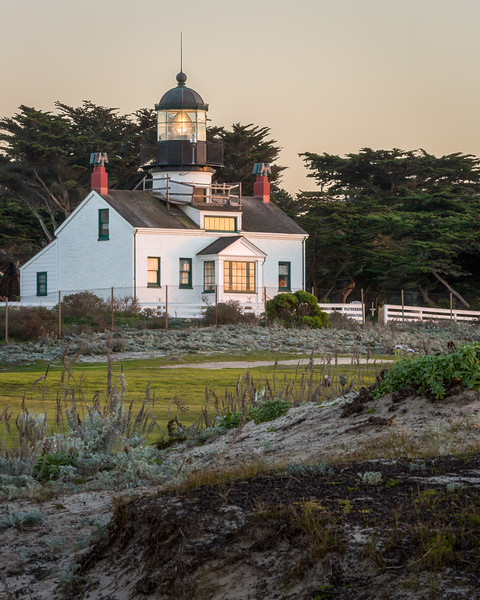 Point Piños Lighthouse