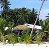 The units on Aitutaki where we stayed.