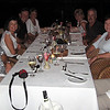 Dinner with people we met on Aitutaki.