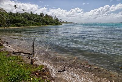 East Coast of Rarotonga