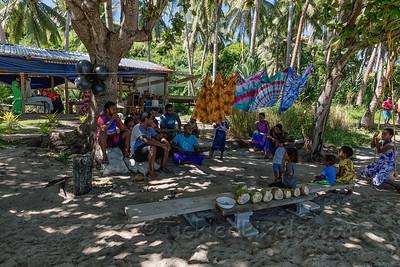 Dravuni Island Villagers