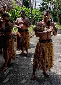 Fijian Meke Warriors