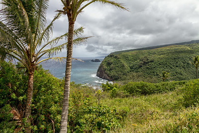 Pololū Valley and Beach