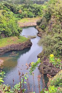 Wailuku River, Hawaii