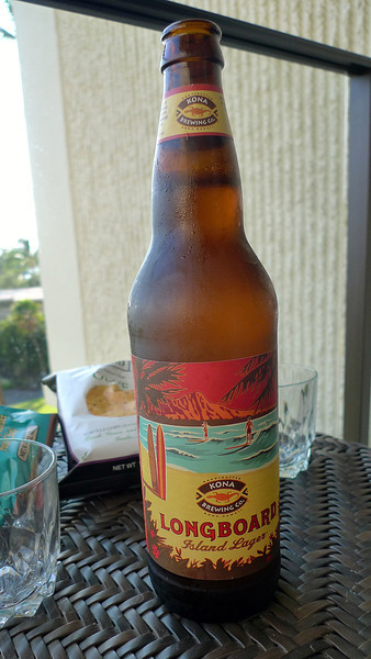 The local brew. We could buy big bottles (longnecks) for around $3.50. Very pleasant on our balcony at the end of the day before retiring to the bar and restaurant.