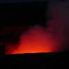 Kilauea crater.