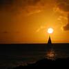 Sunset at Limu Pools