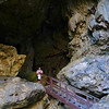 Robyn at Avaiki Cave