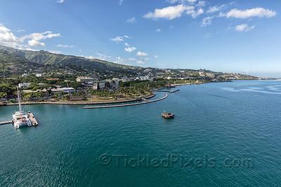 Papeete Shoreline