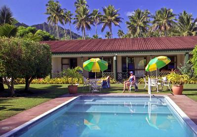 1996 Rarotonga