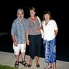 With Barb and Alan at the Breaka's resort. We went for dinner.