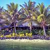 Aore Resort. Aore Island is a small island of Esperito Santo. It was a short ferry ride to Santo.