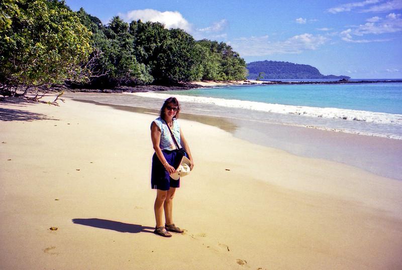 Robyn at Golden Beach