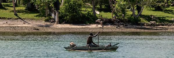 Outrigger on Erakor Lagoon