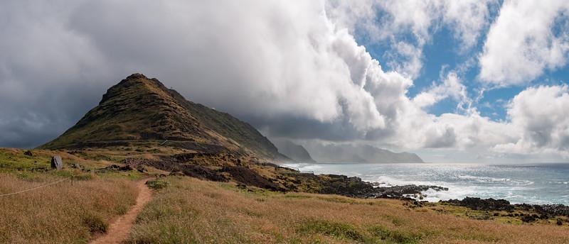 Ka'ena Point State Park, Oahu