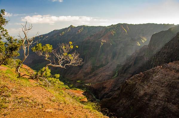Waimea Canyon State Park, HI