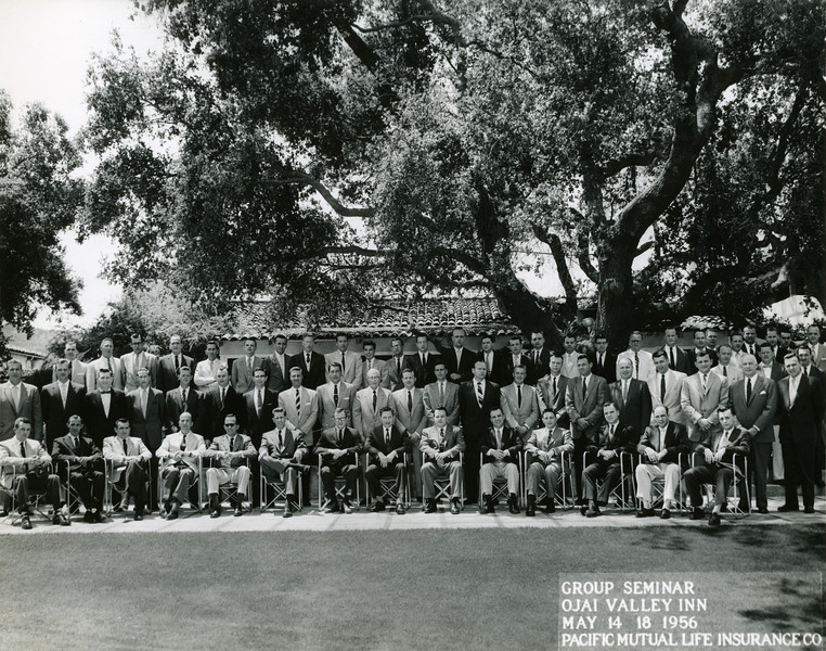 Seminar 1956 - Ojai