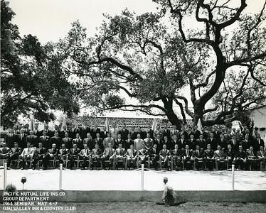 Seminar 1964 - Ojai