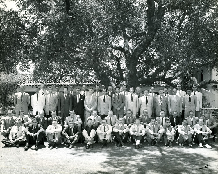 Seminar 1953 - Ojai