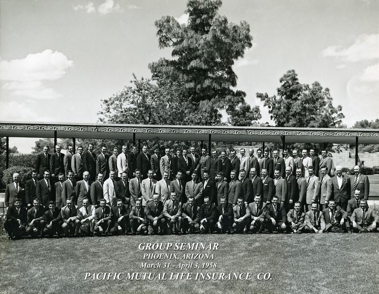 Seminar 1958 - Phoenix