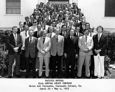 Seminar 1973 - Hotel del Coronado