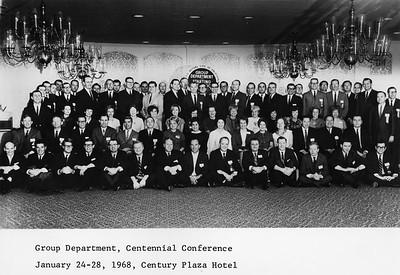 Seminar 1968 - Century Plaza