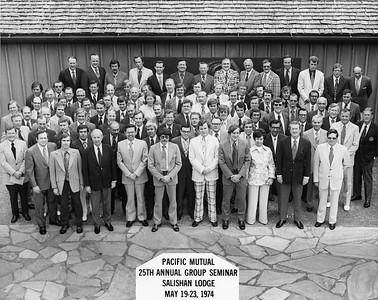 Seminar 1974 - Salishan - Portland, OR