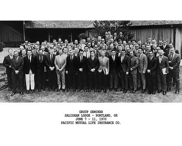 Seminar 1970 - Salishan - Portland, OR