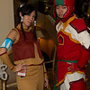 Korra and Bolin